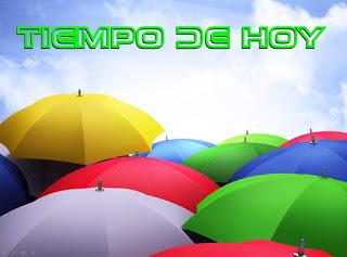 TIEMPO DE HOY